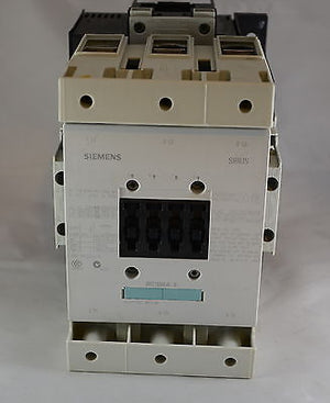3RT1056-6AF36 - SIEMENS 3RT1056 CONTACTOR 200HP - COIL - 120VAC - 3RT10566AF36