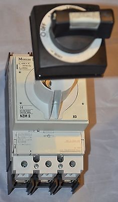 NS2-250-NA + XDV HANDLE EATON MOELLER UL CSA IEC MOLDED CASE SW 250A 3P BREAKER
