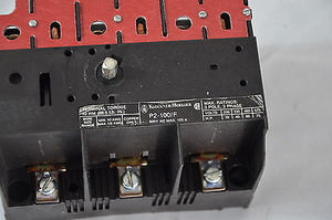 P2-100/F  -  Klockner Moeller  -  Disconnect Switches