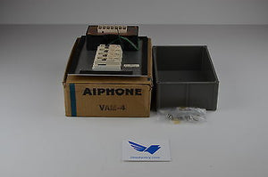 VAM-4  -  AIPHONE Intercom Alarm / Camera System