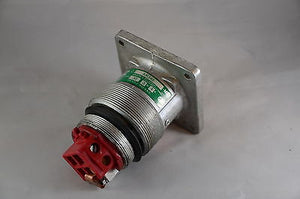 AR348 RECEPTACLE HOUSING  COOPER CROUSE-HINDS Arktite 30A Plug  4Poles 3Wires