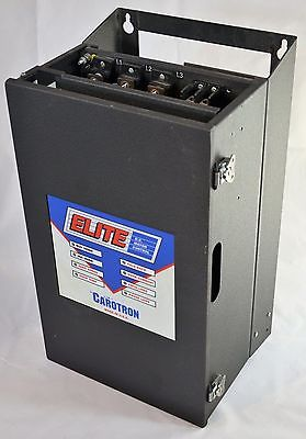 E06075-000 DC DRIVE CAROTRON ELITE E06075 IN 230/460VAC OUT 40HP@240V 75HP@500V