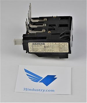 Overload - 3UA42 00-7AM - 30 to 45A  -  SIEMENS 3UA Relay