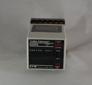 E65PS  -  Cutler Hammer  -  Control Unit Power Supply Relay