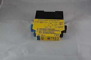 IMI-12EX-R TURK IMI Isolating switching amplifier SAFETY SENSOR 24 TO 120 AC/DC
