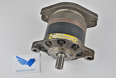 Motor - 110A-106-BS1 - MEDIUM DUTY THRU-SHAFT MOTOR – NICHOLS™ 110A SERIES  -  P