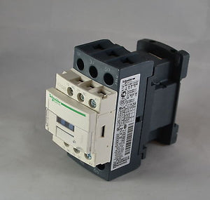 LC1D25 M7 - Coil 220Vac -   -  Schneider Electric  -  TeSys D Contactor
