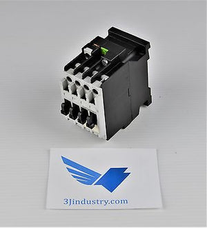 Contactor - 3TH30 40-0A - Coil 110/120VAC  -  SIEMENS 3TH Contactor