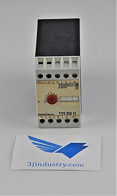 Timer On-Delay - DER10  -  SQUARE D 9050 Timer