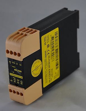 2TLA020054R0400 - ABB - Tina 5A Safety Jokab  Relay Bypass unit for dynamic