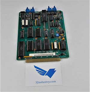 BOARD Q/T 19261420024 - 8588 CPU  REV 090487 JS  -  QUAD/TECH 8588 Board