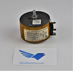 10C Superior Electric Powerstat Variable Transformer  -  THE SUPERIOR ELECTRIC 1