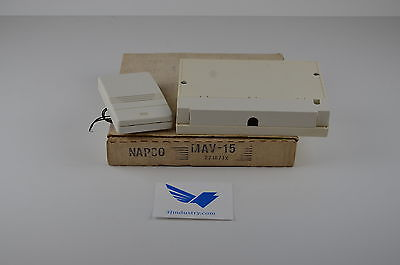 MAV-15  -  NAPCO  Security Alarm / Camera System