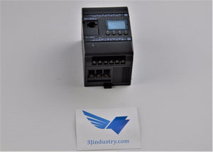KV-16AR  -  KEYENCE KV series PLC AC Type 110/120vac , 10 Inputs and 6 Relay Out