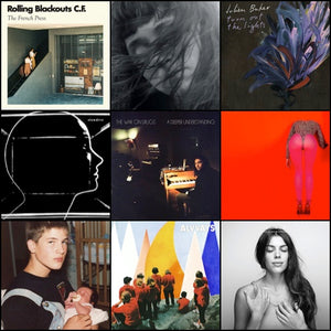 Our Best Vinyl Records of 2017 | Indie Vinyl Den