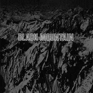 Indie Vinyl Den Essential Indie Albums: Black Mountain Self Titled