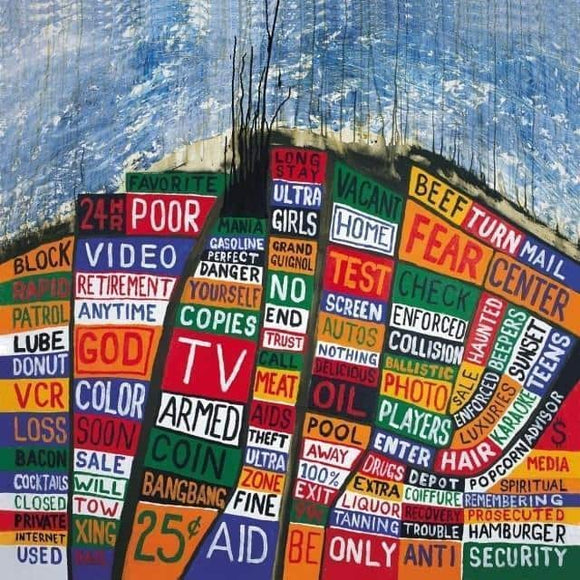 Radiohead- Hail to the Thief Vinyl Record [2XLP/45 RPM/180G]  (6462158083)