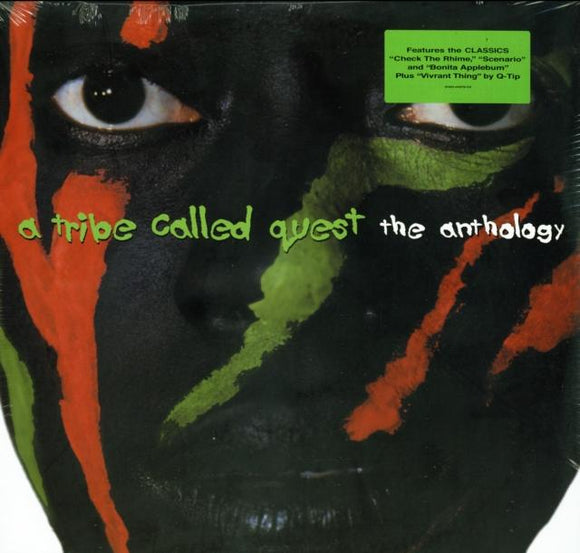 A Tribe Called Quest - Anthology (2LP) Vinyl Record  (5237075837085)
