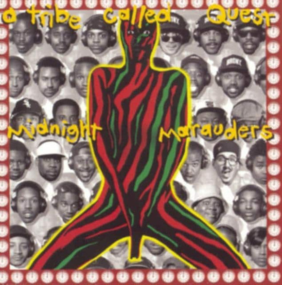 A Tribe Called Quest - Midnight Marauders Vinyl Record  (4443325726784)