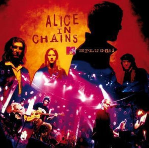 ALICE IN CHAINS  - MTV UNPLUGGED Vinyl Record (180g)  (66919038990)