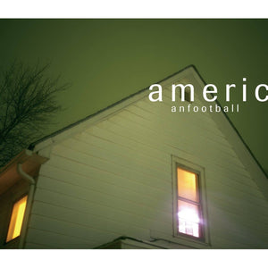 American Football - American Football Deluxe 2LP Vinyl RED Record  (2115302211)