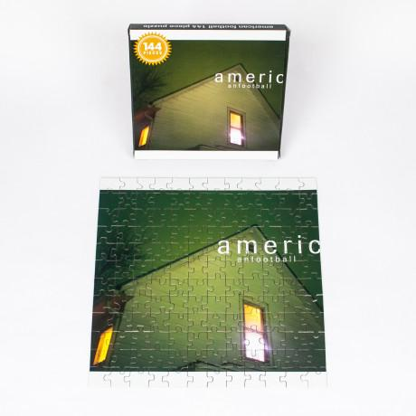 American Football Puzzle