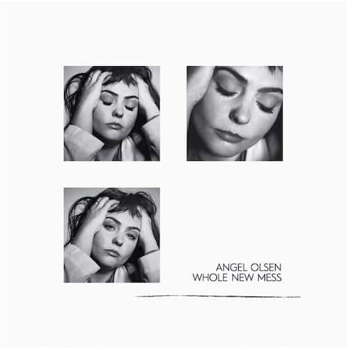 Angel Olsen - Whole New Mess [Limited Edition Clear Smoke Translucent Color Vinyl]  (5430696738973)