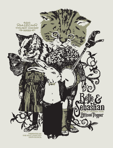 BELLE AND SEBASTIAN Salt Lake City 2013  (1956968366139)