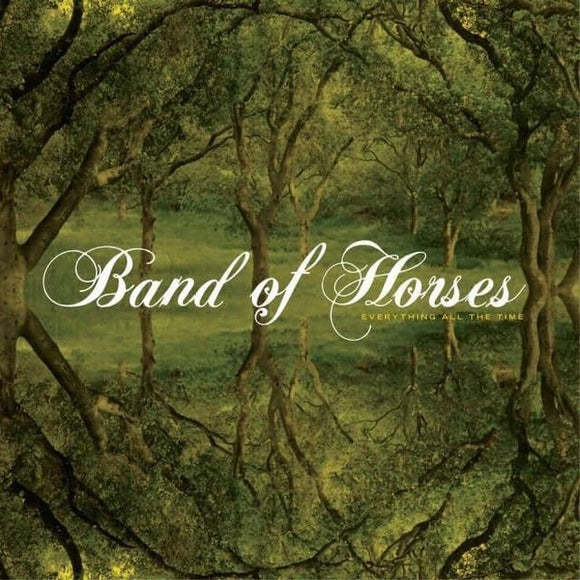Band of Horses- Everything All the Time Vinyl Record  (1247782851)