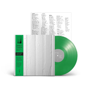 Beach Fossils - Beach Fossils [Clear Green Color Vinyl]  (2257275715643)