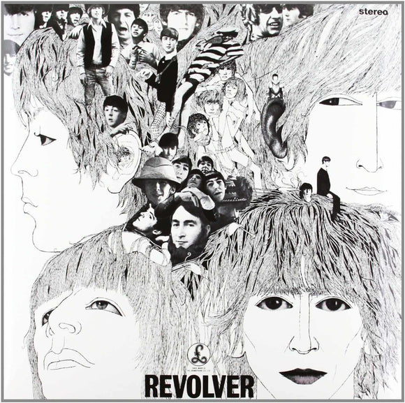 Beatles - Revolver Vinyl Record (180g)  (6907778499)