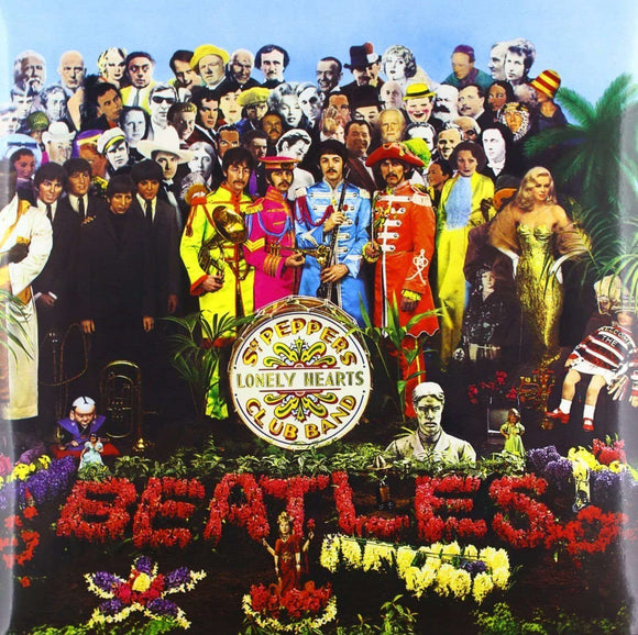 Beatles - Sgt Pepper's Lonely Hearts Club Band Vinyl Record [180g]  (8433891075)