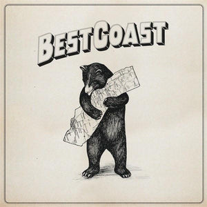 Best Coast- The Only Place Vinyl Record  (1247784515)