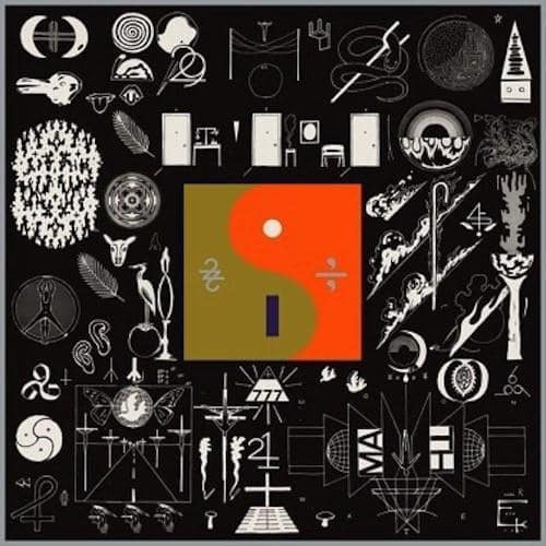 Bon Iver - 22, A Million Vinyl Record  (7970750979)