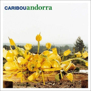 Caribou- Andorra New Sealed Vinyl Record  (1247787459)