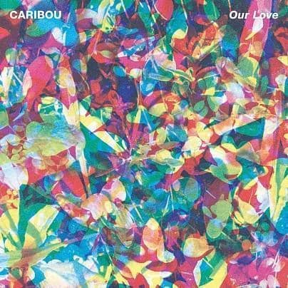 Caribou- Our Love Vinyl Record  (1407068867)