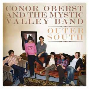 Conor Oberst and the Mystic Valley Band - Outer South (2LP) Vinyl Record  (5421669580957)