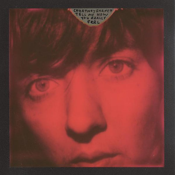 Courtney Barnett - Tell Me How You Really Feel [Red Color Vinyl Record]  (602276823099)