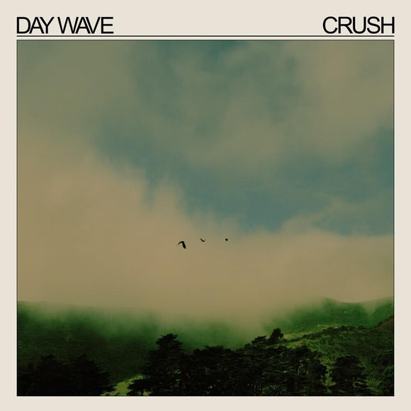 Day Wave - Crush (EP) Vinyl Record  (5360882516125)