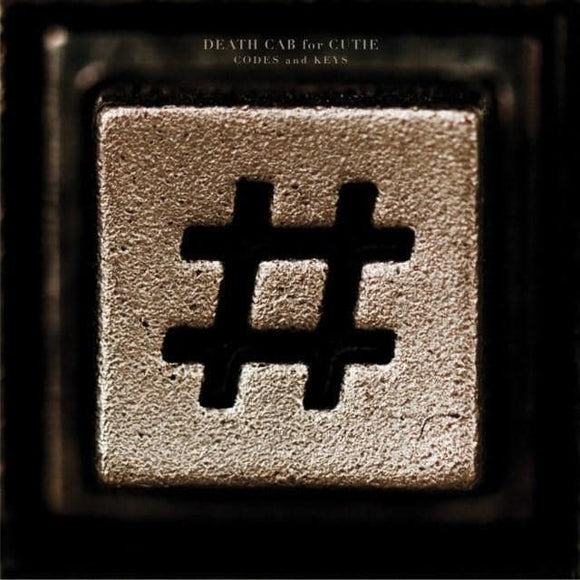 Death Cab for Cutie- Codes and Keys Vinyl Record  (1247837315)