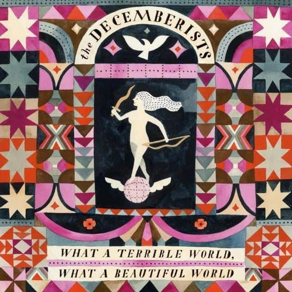Decemberists- What a Terrible World... Vinyl Record  (1247773827)