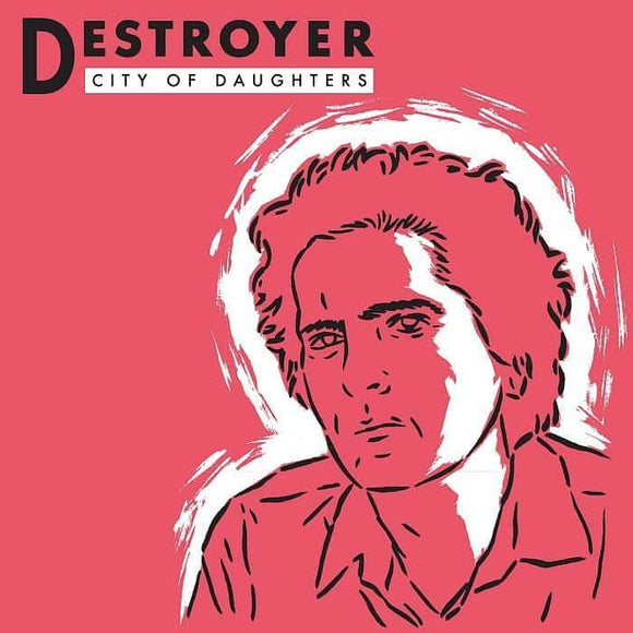 Destroyer - City of Daughters (Reissue)[LTD. ED. Red color vinyl]  (1337843384379)