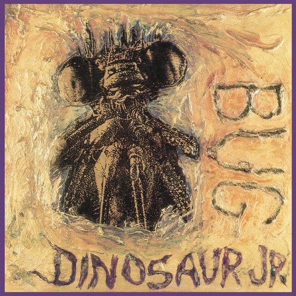 Dinosaur Jr. - Bug Vinyl Record  (4394882465856)