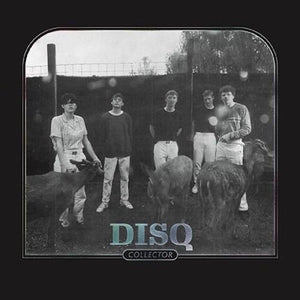 Disq - Collector [Limited Edition Transparent Blue Color Vinyl]  (4397991198784)