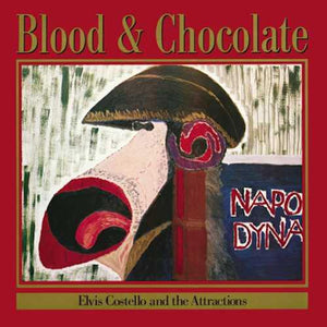 Elvis Costello - Blood and Chocolate (180g) Vinyl Record  (1393488527419)