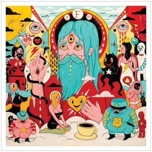 Father John Misty- Fear Fun Vinyl Record  (1247794115)