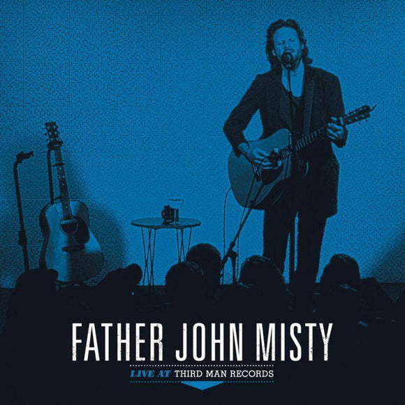 Father John Misty - Live at Third Man Records Vinyl Record  (1713340317755)