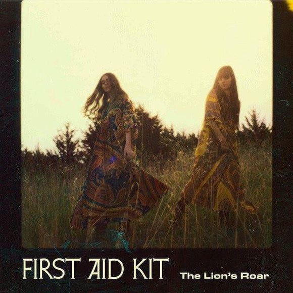 First Aid Kit- The Lion's Roar New Sealed  Vinyl [180g]  (1247794243)