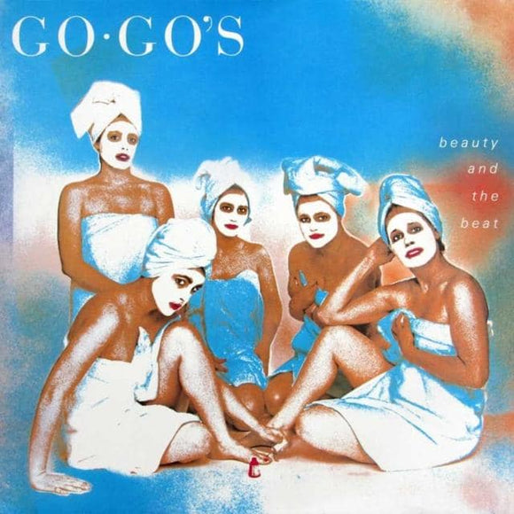 Go-Go's - Beauty and the Beat Vinyl Record  (5340584149149)