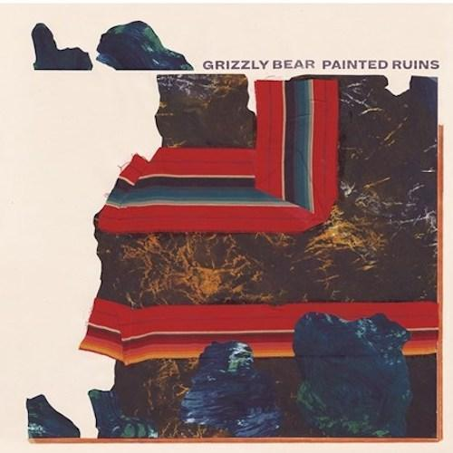 Grizzly Bear Painted Ruins Vinyl Record (180g 2LP)  (11284029390)